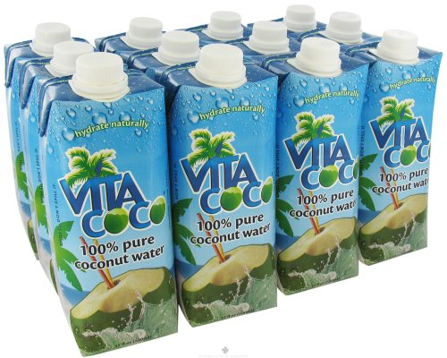 Vita Coco - Coconut Water 100% Pure 500 ml. Unflavored