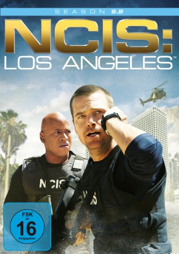 NCIS: Los Angeles - Season 2.2 [3 DVDs]