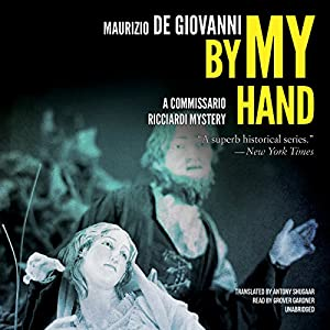 By My Hand Audiobook