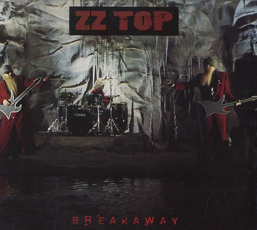Zz Top - Breakaway (CD single) #01 - Zortam Music