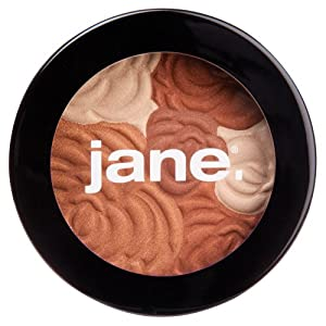 Jane Cosmetics Multi-Colored Bronzing Powder, 288 Ounce