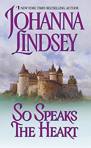 So Speaks the Heart (Avon Historical Romance)