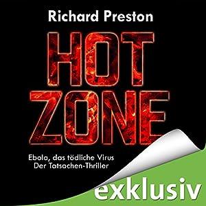 Hot Zone Hörbuch
