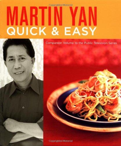Martin Yan Quick and Easy by Martin Yan