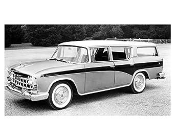 1957 rambler 4 door cross country station wagon photo. Black Bedroom Furniture Sets. Home Design Ideas