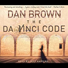 The Da Vinci Code Audiobook by Dan Brown Narrated by Jeff Harding
