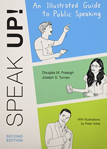 Speak Up 2e & SpeechClass, by Douglas M. Fraleigh, Joseph S. Tuman