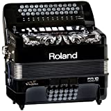 Roland Open Box FR-18 diatonic V-Accordion - Black