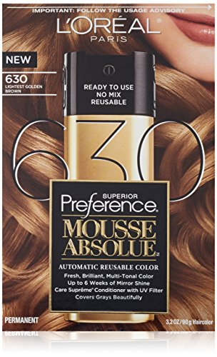 L'Oreal Paris Superior Preference Mousse Absolue, 630