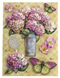 K&Company Scrapbooking Dimensional Stickers, Tim Coffey Foliage Floral Grand Adhesions