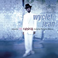 Wyclef Jean Enter the Carnival cover