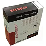 EZCAP.TV 116 USB 2.0 VHS to DVD Converter. Capture & convert video from VHS, Hi8, All Camcorders, DVD player, Satellite TV, etc. Capture Xbox 360/Wii/PS3 in full color. Upload videos direct to YouTube, convert for mobile device or make a dvd. Stream live with Skype, MSN, etc. Supports Windows XP/Vista, Windows 7, Windows 8 32/64 bit, Mac OS X 10.5.8 or later.