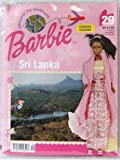 Best Deals MATTEL BARBIE SRI LANKA OUTFIT CLOTHES SET