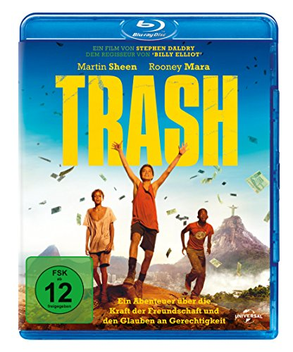 Trash (inkl. Digital HD Ultraviolet) [Blu-ray]
