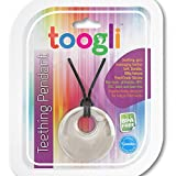 Baby ベビー Teething Necklace ネックレス For Mom by Toogli - Fashionable Nursing Necklace ネックレス For Mom to Wear - FREE Bonus Teething Guide - BPA Lead and Phthalate Free - the Toogli Chew Necklace ネックレス comes with a Lifetime No-Hassle Satisfaction Guarantee - (Pearl White) [並行輸入品]