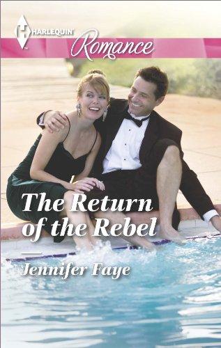 Image of The Return of the Rebel (Harlequin Romance)
