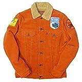 (ジョンセバーソン)John Severson ランチジャケット コーデュロイ CORDUROY RANCH JACKET JS10782 38 159オレンジ