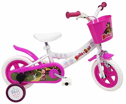 Denver 15138 - Masha And Bears Bicicletta, 12 Pollici