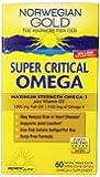 Renew Life Ng Super Critical Omega Fish Gels, 60 Count