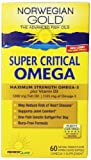 Renew Life Ng Super Critical Omega Fish Gels, 60 Count
