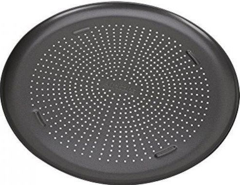 Pizza Tray - Nonstick Pizza Pan 15.75 inch Pizza Sheet (Deep Dish Cast Iron Frying Pan compare prices)