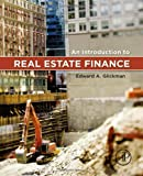 img - for An Introduction to Real Estate Finance book / textbook / text book