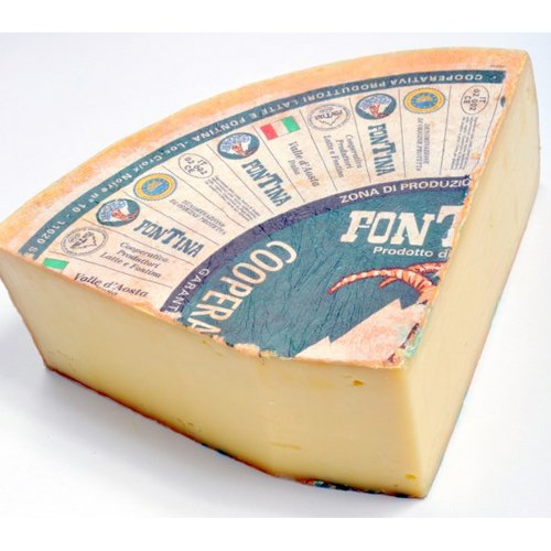 Fontina Val d'Aosta Cheese Via Amazon