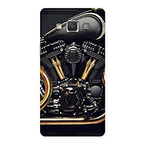 Enticing Chopper Engine Back Case Cover for Galaxy Grand 3