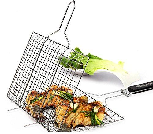 duode-tempo-in-acciaio-inox-manico-in-legno-barbecue-griglia-per-pesce-hamburger-carne-alla-griglia-