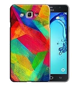 PrintFunny Designer Printed Case For Samsung J5