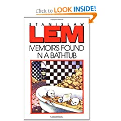 Memoirs Found in a Bathtub by Stanislaw Lem,&#32;Christine Rose and Adele Kandel