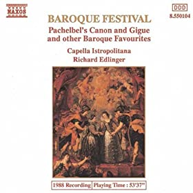 Musique de table, Part III: Concerto for 2 horns in E flat major, TWV 54:Es1: Allegro