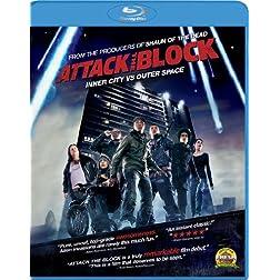 Attack the Block [Blu-ray]