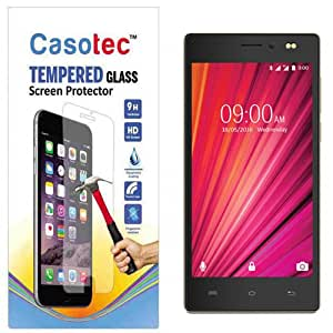 Casotec Tempered Glass Screen Protector for Lava X17