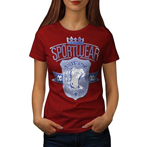 beer-football-team-sports-wear-women-new-red-s-t-shirt-wellcoda