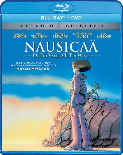 Blu-ray : Nausicaä of the Valley of the Wind (With DVD, Widescreen, 2 Pack, 2 Disc)