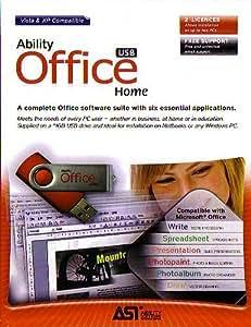 Ability Office Office 1 GB 1 USB (PC CD)