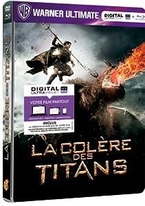 La Colère des Titans [Warner Ultimate (Blu-ray + Copie digitale UltraViolet)]