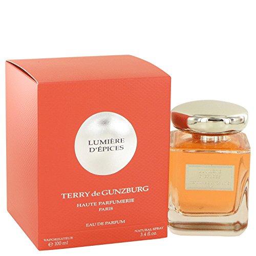 Lumiere d' Epices by Terry di gunzburg Women 3.4oz Eau de Parfum Spray by Terry di gunzburg