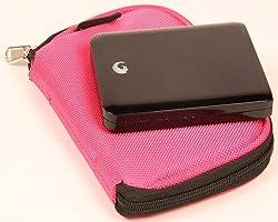 SVVM Seagate/Western Digital Hard Disk Cases, Hard Disk Covers Model: S37-Pink