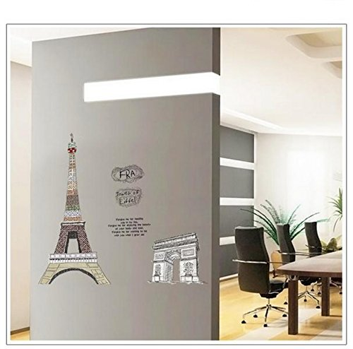 France arc de triomphe wall stickers diy mural art decal for Arc de triomphe wall mural