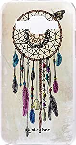 Purple Eyes Exclusive Designer Printed Back Cover for Samsung Galaxy J2 (Dream Catcher)