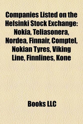 companies-listed-on-the-helsinki-stock-exchange-nokia-teliasonera-nordea-finnair-nokian-tyres-viking