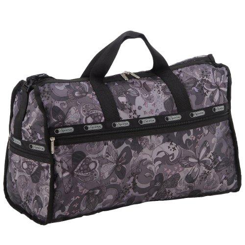 lesportsac-classic-travel-medium-weekender-42-cm-fly-away-black
