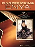 img - for Fingerpicking Enya: 15 Songs Arranged for Solo Guitar in Standard Notation & Tab book / textbook / text book