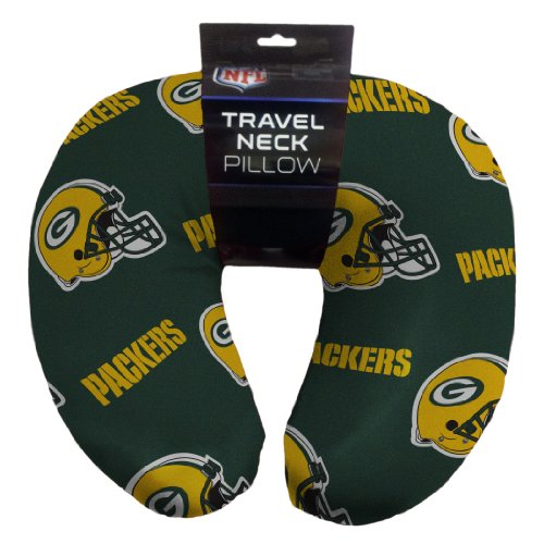 NFL Green Bay Packers Beaded Spandex Neck Pillow by The Northwest Company