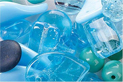 Imagen principal de Gütermann / KnorrPrandell 2203743 - Turquesa de cuentas de vidrio mezcla, 15g/Dose [Importado de Alemania]