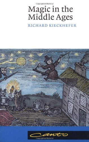 the spread of magic in the middle ages Magic in the middle ages from universitat de barcelona magical thought has always attracted human imagination in this course we will introduce you to the middle ages through a wide conception of magic.