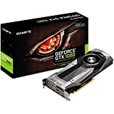 "Gigabyte Nvidia GeForce GTX 1080 ""Founders Edition"" 8GB GDDR5X VR-Ready/Pascal Architecture 256-bit PCI-Express..."