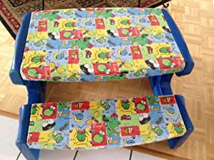Custome Picnic Table from Little Tikes